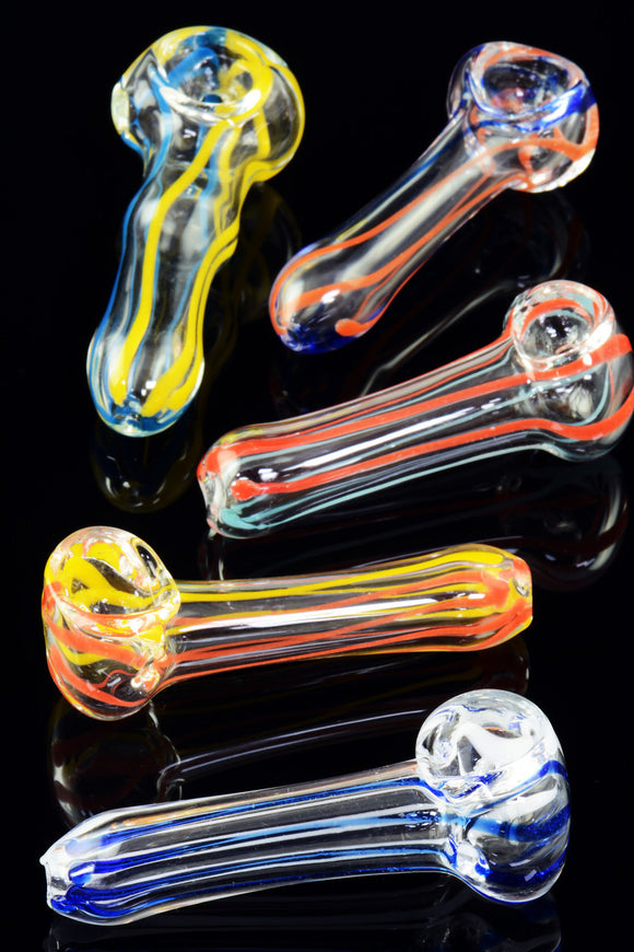 Mini Glass Pipe - Buy 2 Get 1 Free - Free Shipping