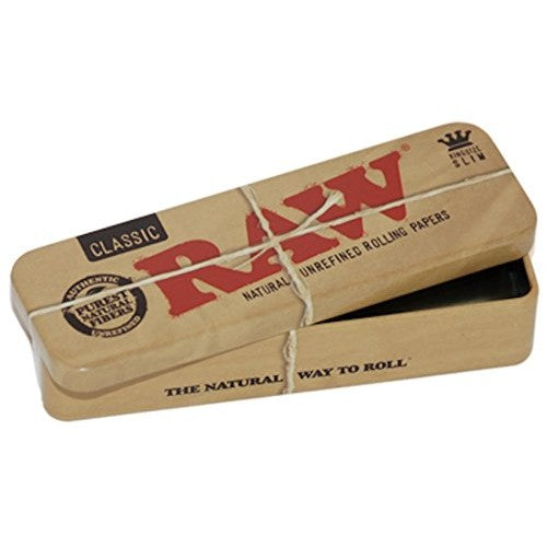 Raw Classic Roll Candy Authentic Metal Case
