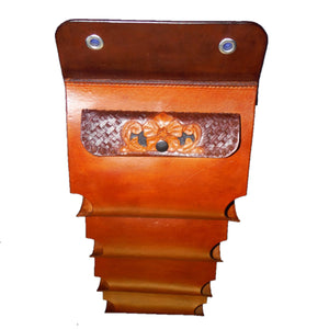 Alcobacco Handmade Leather Wine Rack - alcobacco-store