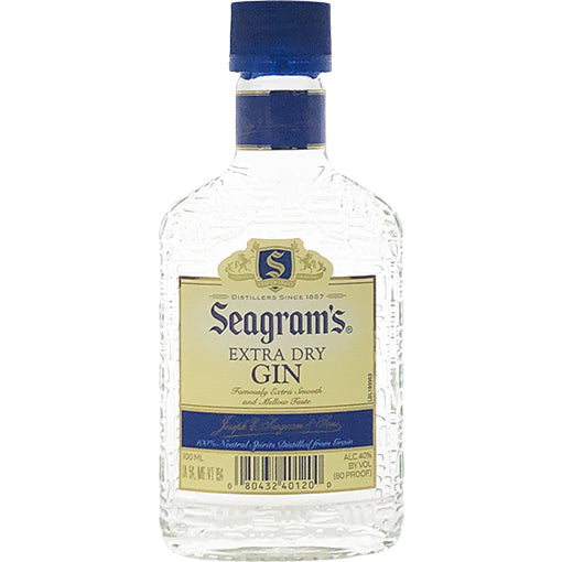 Seagram's Extra Dry Gin 100ml