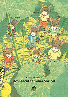 Dovleacul familiei Soricel - Librarie Online