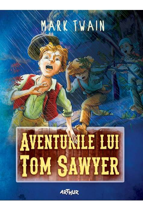Aventurile lui Tom Sawyer - Librarie Online