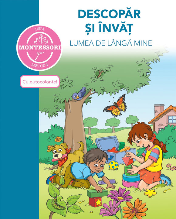 Descopar si invat lumea de langa mine - Librarie Online