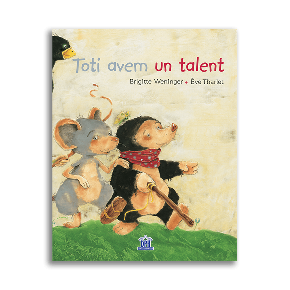 Toți avem un talent - BookyStore