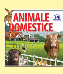 Animale Domestice - Librarie Online