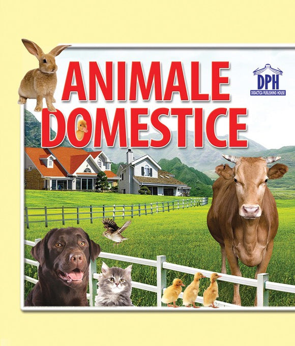 Animale Domestice - BookyStore