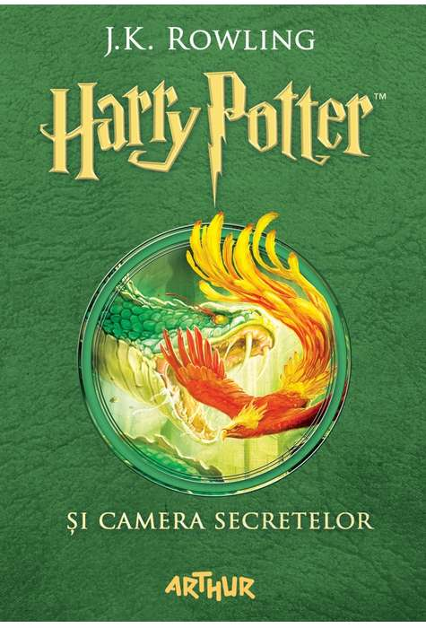 Harry Potter și Camera Secretelor (2) - BookyStore