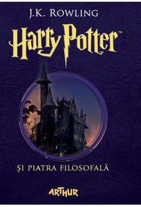 Harry Potter si Piatra Filisofala (1) - Librarie Online