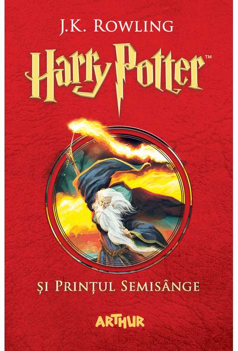 Harry Potter și Prințul Semisânge (6) - BookyStore