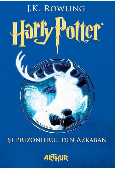 Harry Potter și prizonierul din Azkaban (3) - BookyStore