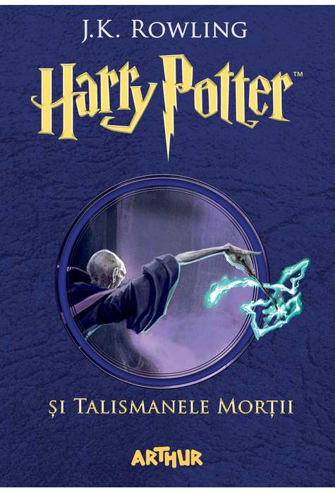 Harry Potter și Talismanele Morții (7) - BookyStore
