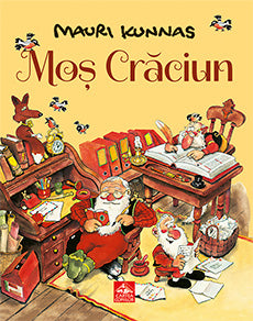 Mos Craciun - BookyStore