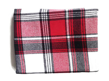 Load image into Gallery viewer, Custom State Blanket | Apple Cider Plaid