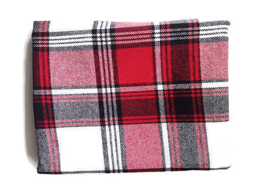 Custom State Blanket | Apple Cider Plaid