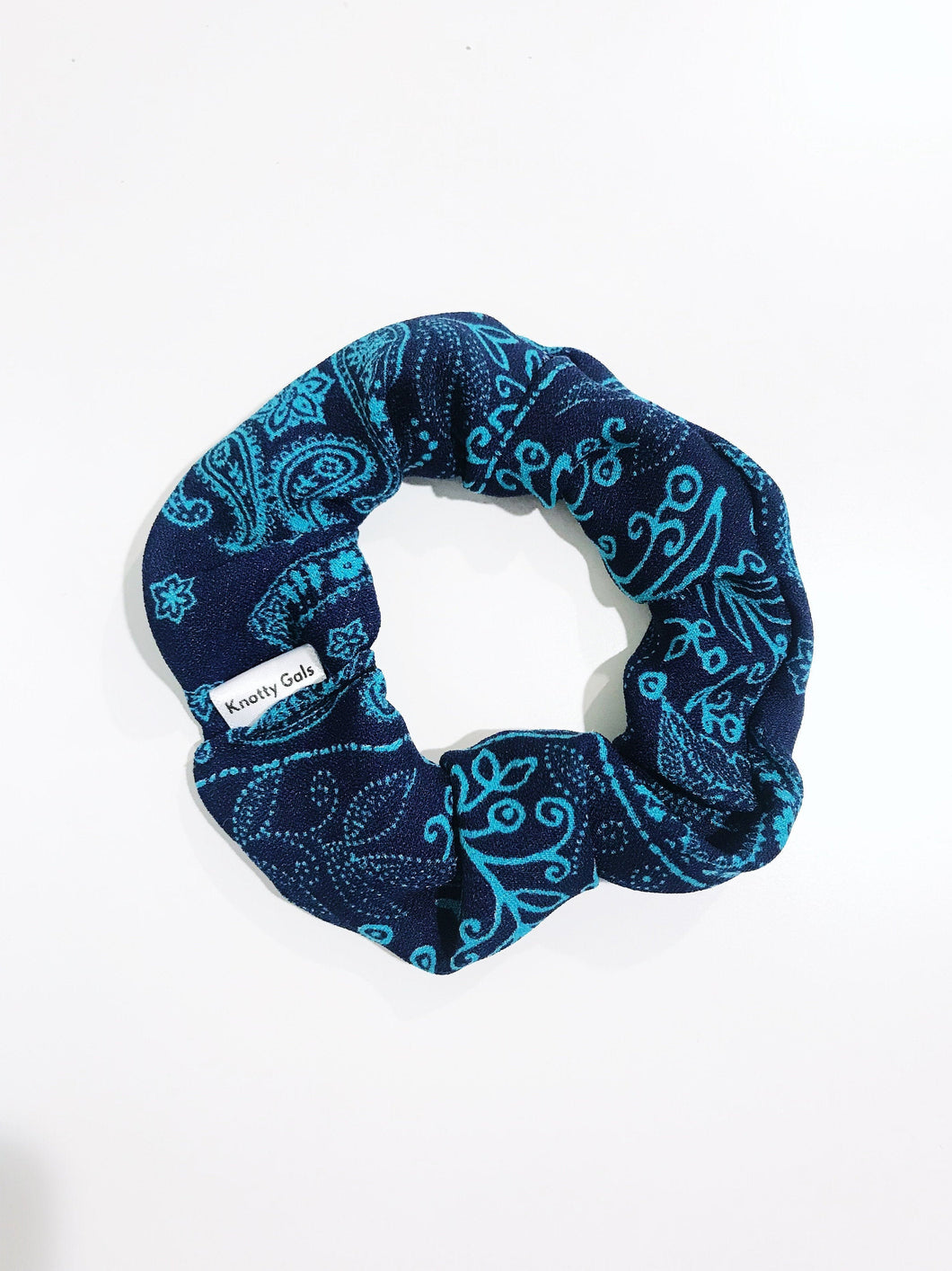 Knotty Gal Scrunchy - June