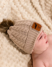 Load image into Gallery viewer, Minnesota Littles and Loon Littles Infant Beanie | Multiple Colors