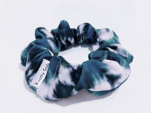 Load image into Gallery viewer, Tie-Dye Knotty Scrunchy - HomespunTrades