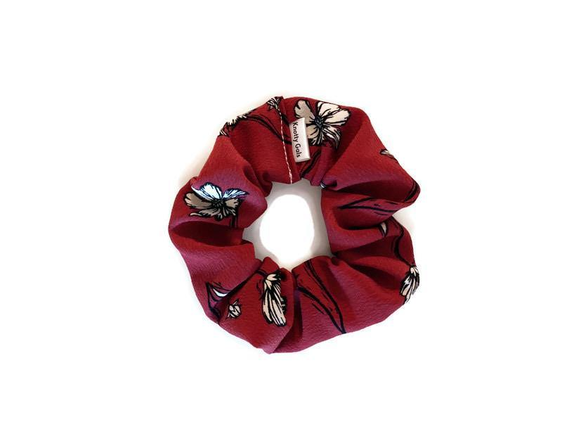 ✰ NEW ✰  Kendra - Knotty Gal Scrunchy - HomespunTrades