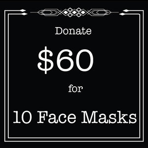 Face Mask- Tier 2 Donation