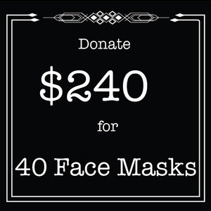 Face Mask - Tier 3 Donation