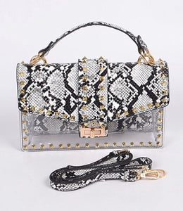 She Bad Clutch - Black