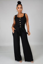 Load image into Gallery viewer, Everyday Jumpsuit - Black