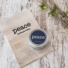 Peace Journal and Mini Candle 3pk
