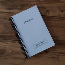 Spiral Bound Journals- Half Price! with 3 pack Mini Candle Purchase