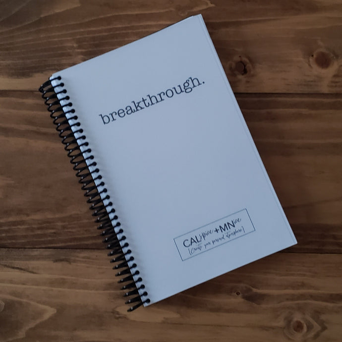 Breakthrough Journal