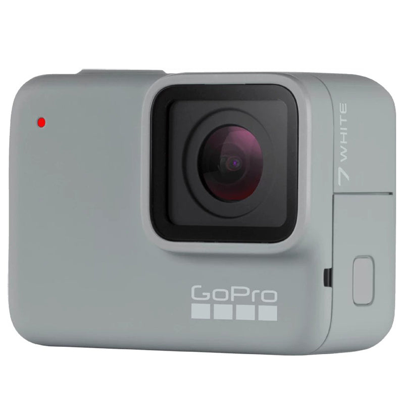 GOPRO HERO7 White - Action-Kamera (Fotoauflösung: 10 MP) Weiss