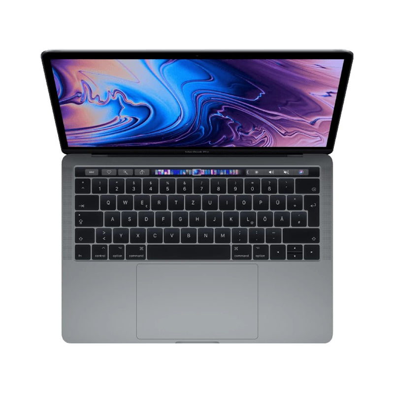 "APPLE MacBook Pro (2019) mit Touch Bar - Notebook (13.3 "", 128 GB SSD, Space Grey)"