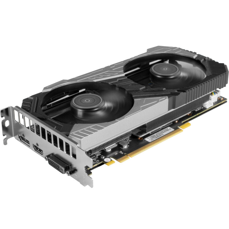 KFA2 GeForce RTX 2060 SUPER [1-Click OC] Grafikkarte 8GB GDDR6 - DisplayPort/HDMI/DVI, Bulk