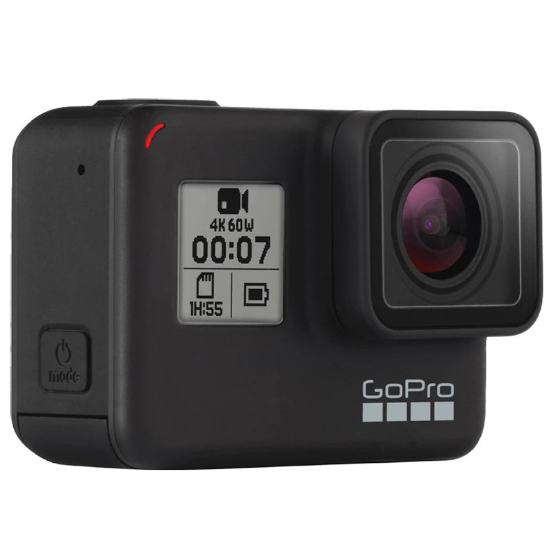 GOPRO HERO 7 Black - Action-Kamera (Fotoauflösung: 12 MP) Schwarz