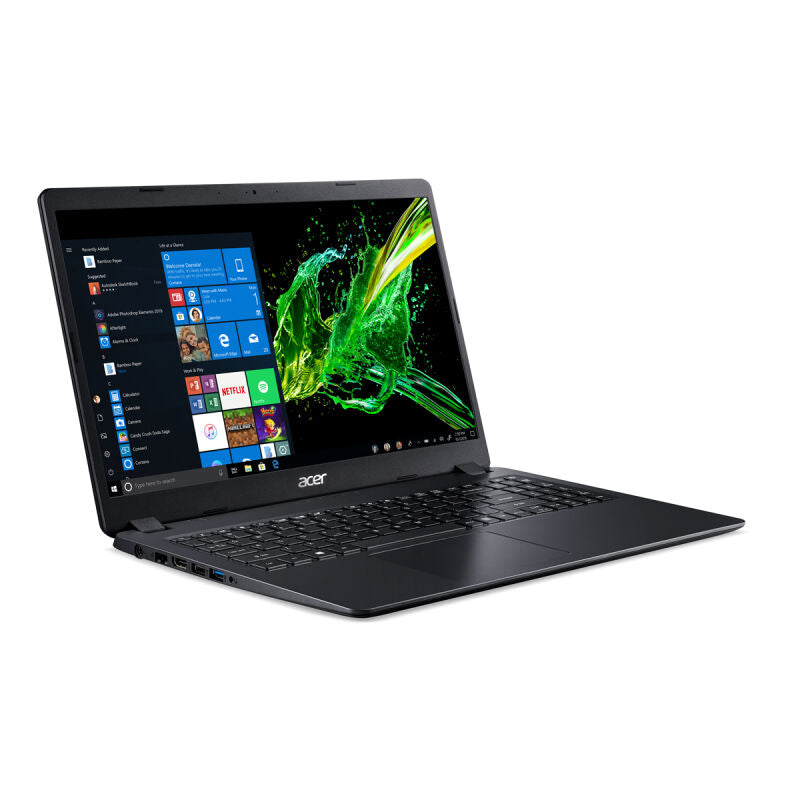 "Acer Aspire 7 A715-74G-55QP 15,6"" Full HD, Intel i5-9300H, 8GB RAM, 512GB SSD, GTX 1650, Windows 10"