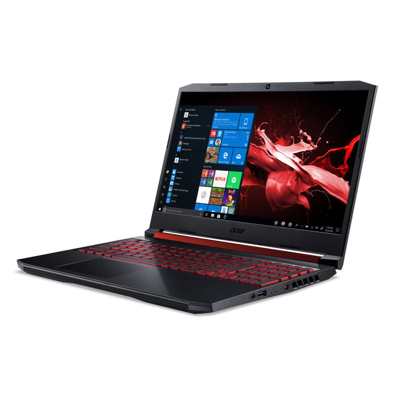 "Acer Nitro 5 (AN515-54-747S) Gaming 15,6"" Full HD IPS, i7-9750H, GeForce GTX 1050, 8GB RAM, 512GB SSD, Win10"