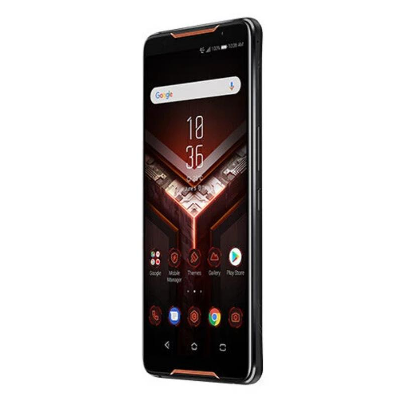 "ASUS ROG Phone 128GB Dual-SIM Schwarz [15,24cm (6,0"") OLED Display, Android 8.1, 12MP+8MP Dual-Kamera]"