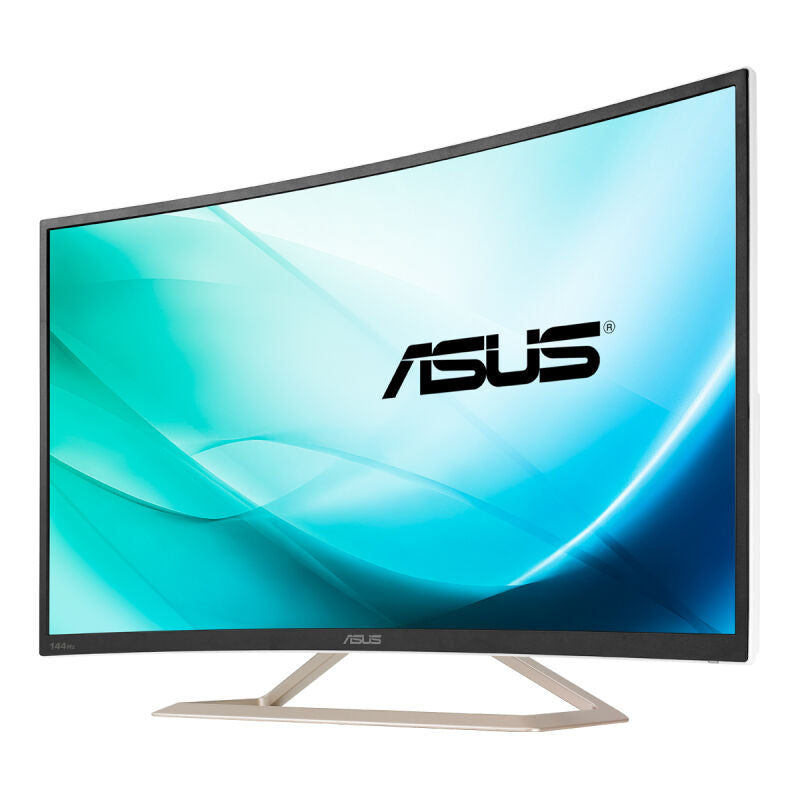 Asus VA326N-W - 80 cm (31,5 Zoll), LED, Curved, VA Panel, 144Hz