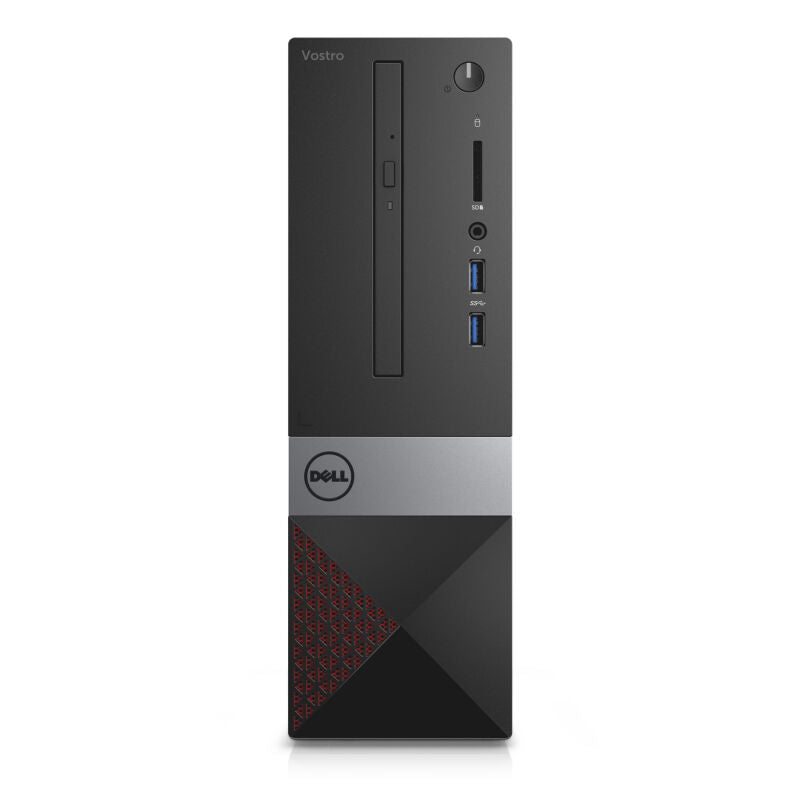 DELL Vostro 3470 SFF Intel i3-8100, 4GB RAM, 128GB SSD, Intel UHD Grafik 630, Win10
