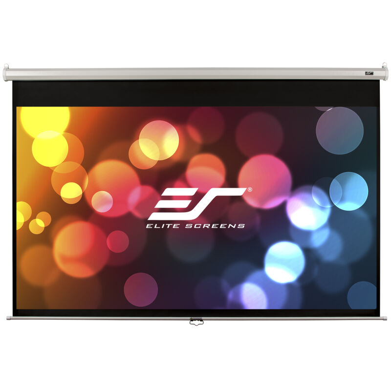 Elite Screens 16:9 Rollo Leinwand 221 x 125 MaxWhite
