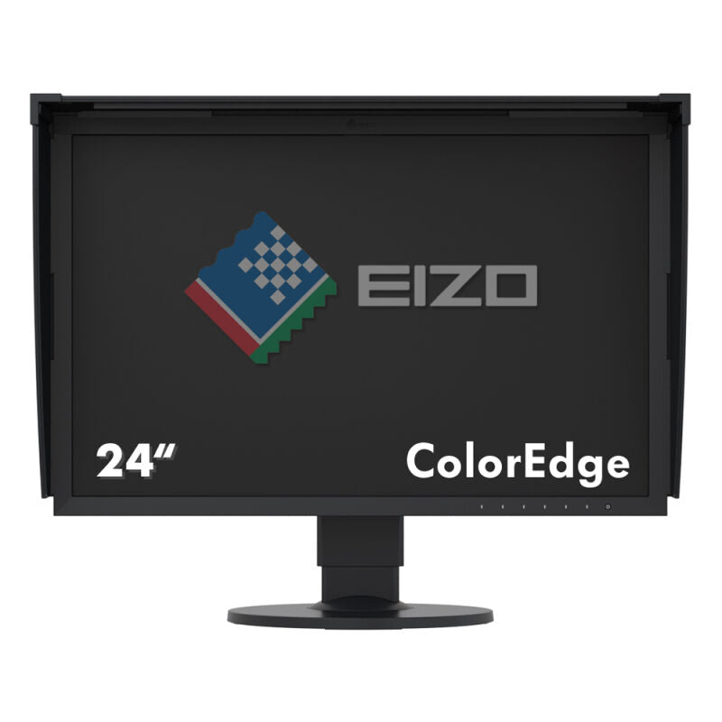 Eizo ColorEdge CG2420 - 61 cm (24 Zoll), LED, IPS-Panel, Höhenverstellung, Pivot, DisplayPort