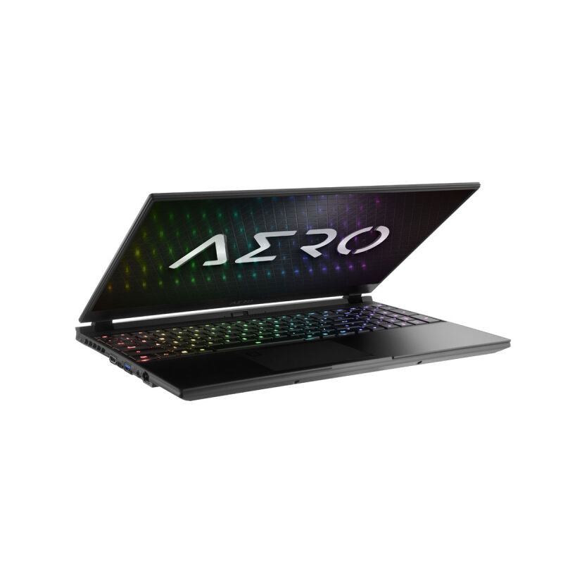 "GIGABYTE AERO 15 15,6"" OLED Display, i7-9750H, RTX 2070 Max-Q, 16GB RAM, 512GB SSD, Windows 10 Pro"