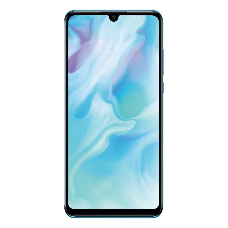 "HUAWEI P30 lite 128GB Hybrid-SIM Breathing Crystal [15,62 cm (6,15"") LCD Display, Android 9.0, 48+8+2MP Triple Hauptkamera]"