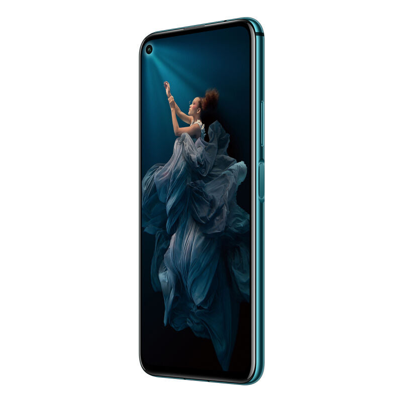 "Honor 20 Pro 256GB Phantom Blue [15,9cm (6,26"") LCD Display, Android 9, 48+16+8+2MP Quad-Kamera]"