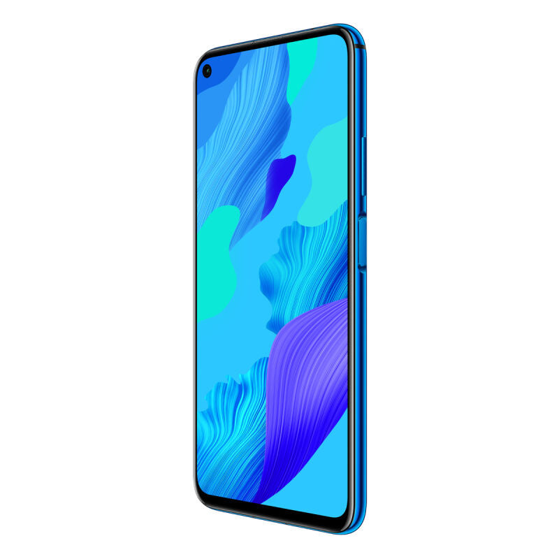 "HUAWEI Nova 5T 128GB Dual-SIM Crush Blue [15,9cm (6,26"") LTPS Display, Android 9.1, Quad-Kamera]"
