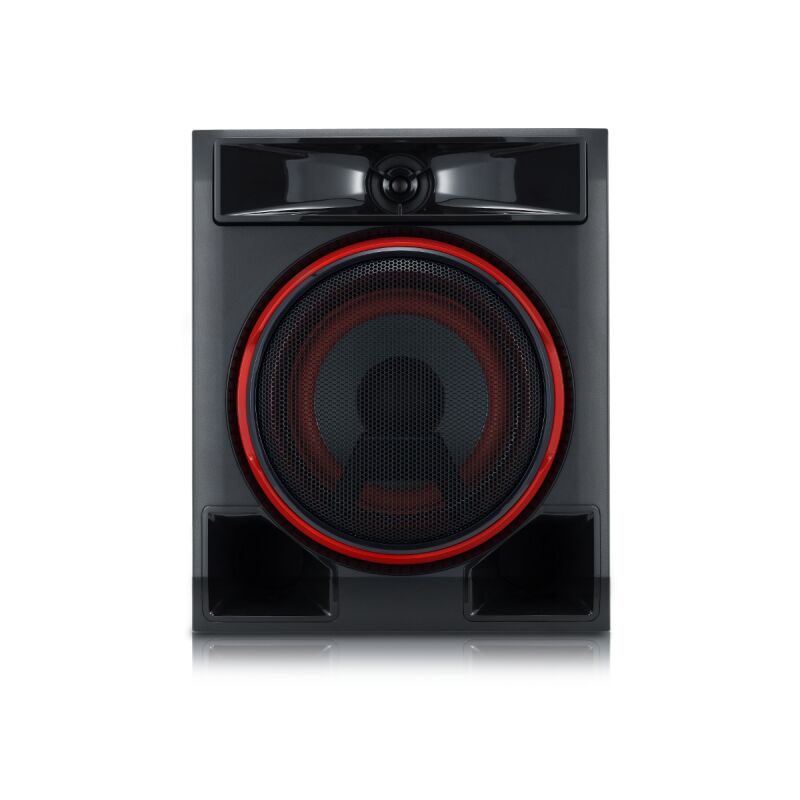 LG CL65, Schwarz - HiFi Anlage (950W, XBOOM, CD/Radio/USB, Auto DJ, Karaoke, Bluetooth)
