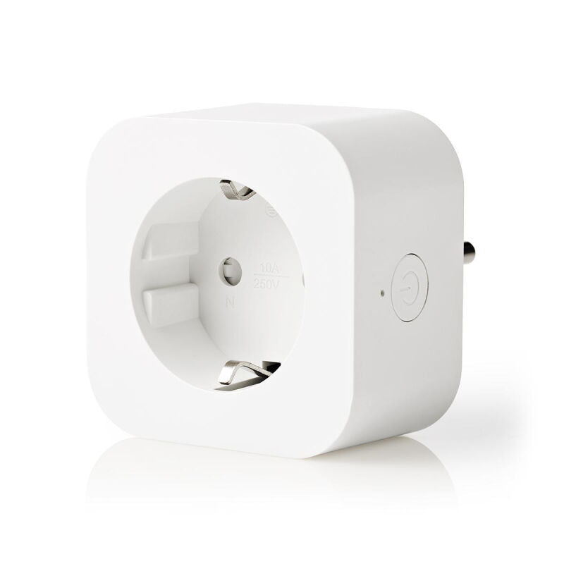 Nedis WLAN-Smart-Stecker | Schuko Typ F | 10 A | 3er-Pack