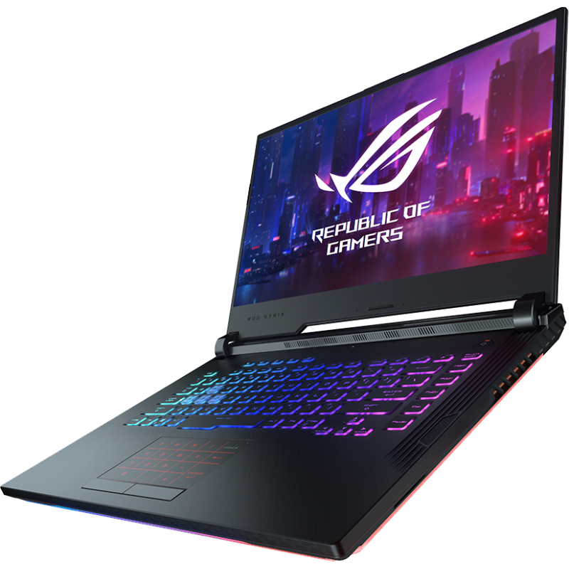 "Asus ROG Strix SCAR III G531GW-AZ150T / 15,6"" FHD / Intel i9-9880H / 16GB RAM / 512GB SSD / 1TB HDD / RTX 2070 / Windows 10"