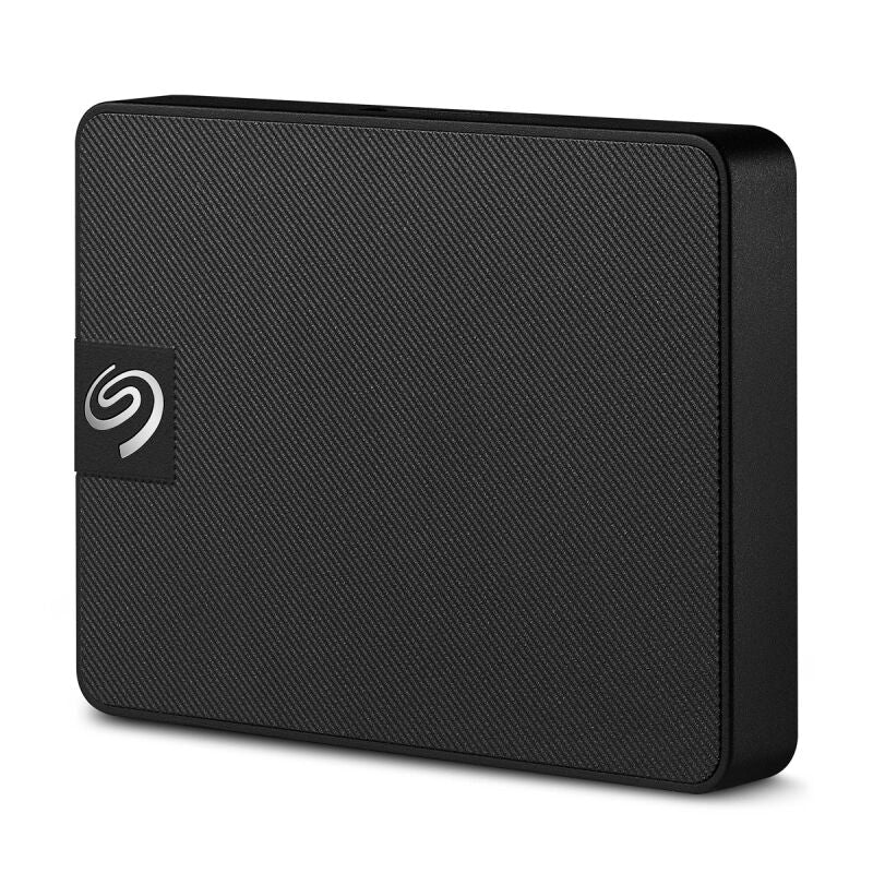 Seagate Expansion SSD 1TB Schwarz - externe Solid-State-Drive, USB 3.0 micro-B