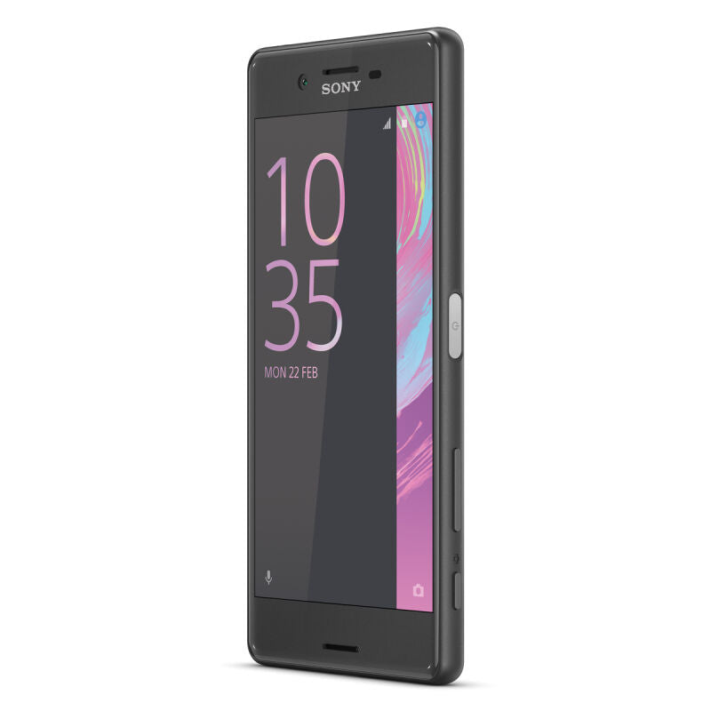 "Sony Xperia X Graphit-Schwarz EU [12,7cm (5,0"") Full HD Display, Android 6 , 1.8GHz Hexa-Core, 23MP]"