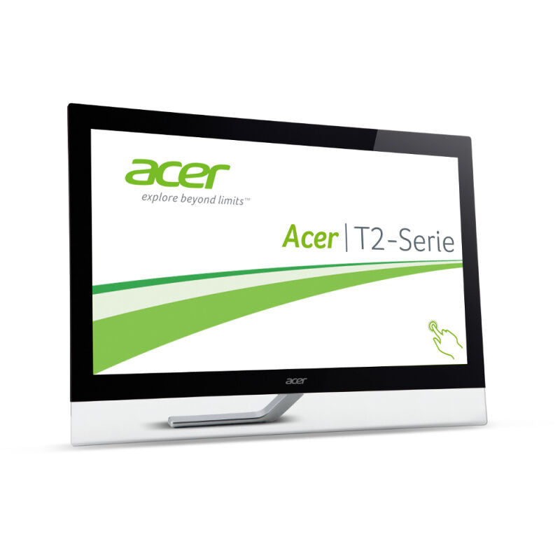 Acer T272HULbmidpcz - 69 cm (27 Zoll), LED mit Touchfunktion, IPS-Panel, WQHD, Kamera, DisplayPort